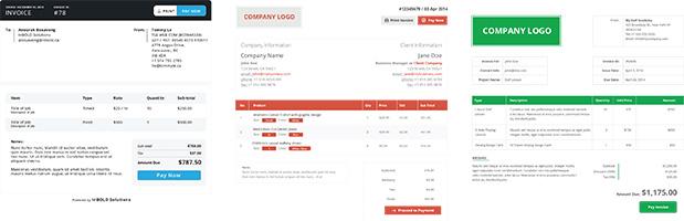 customizable-invoice-templates