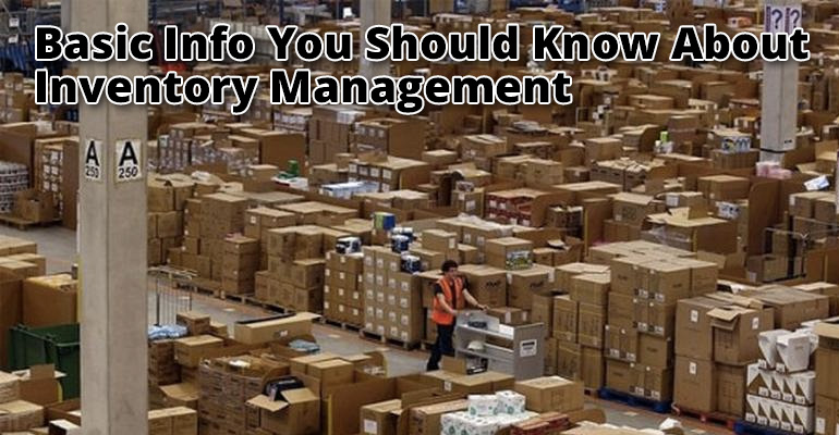 basic inventory management software